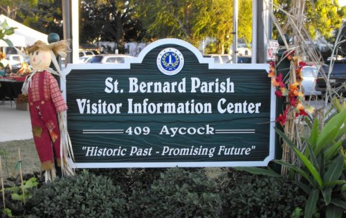 St. Bernard Parish Visitor Center