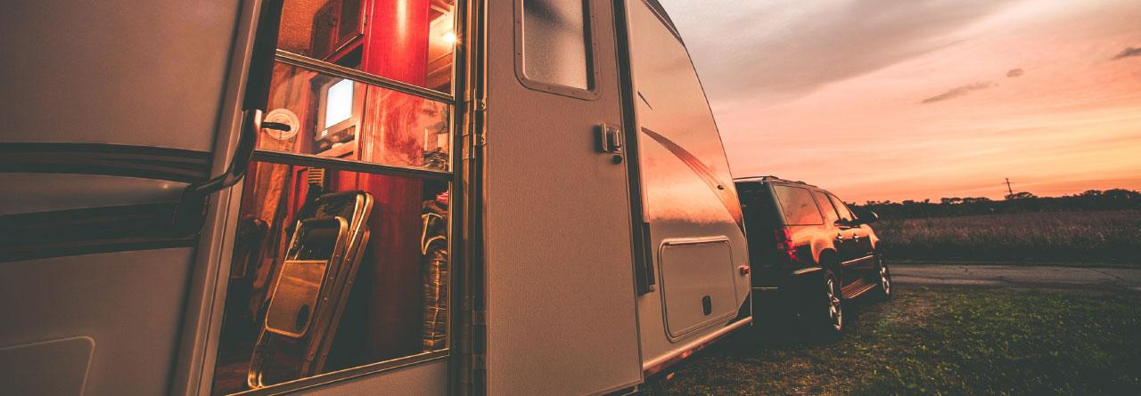 Campground St. Bernard