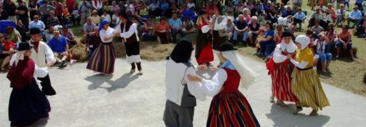 Los Islenos Fiesta in St. Bernard Parish Louisiana