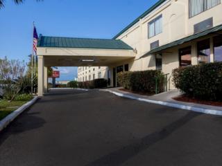 Marina Motel Exterior
