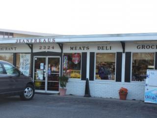 Jean Jeanfreau's Grill