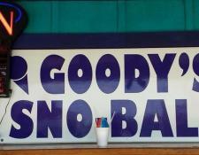 Goody's Sno-Balls
