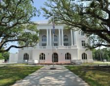 Historic Beauregard Courthouse
