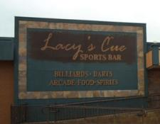 Lacy's Cue Sports Bar