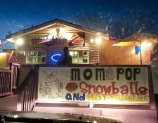 Mom & Pop Snowball Shop